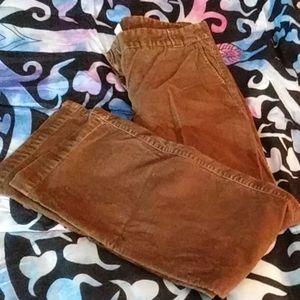 J.Crew corduroy City Fit Pants